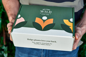 We They Wild - The Plant Lovers' Essential Kit