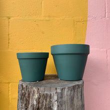 Load image into Gallery viewer, Dawn Pot Small Teal