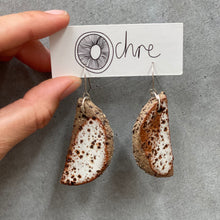 Load image into Gallery viewer, Ochre Ceramic Small Half Moons