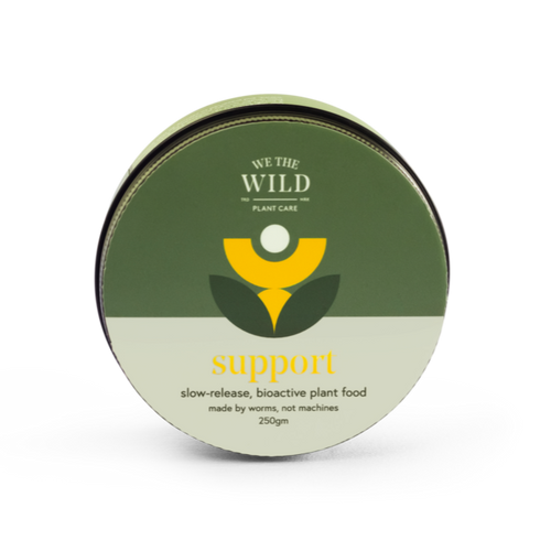 We The Wild Support Pellets