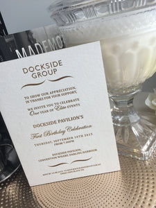 Corporate Collection {Dockside Group}