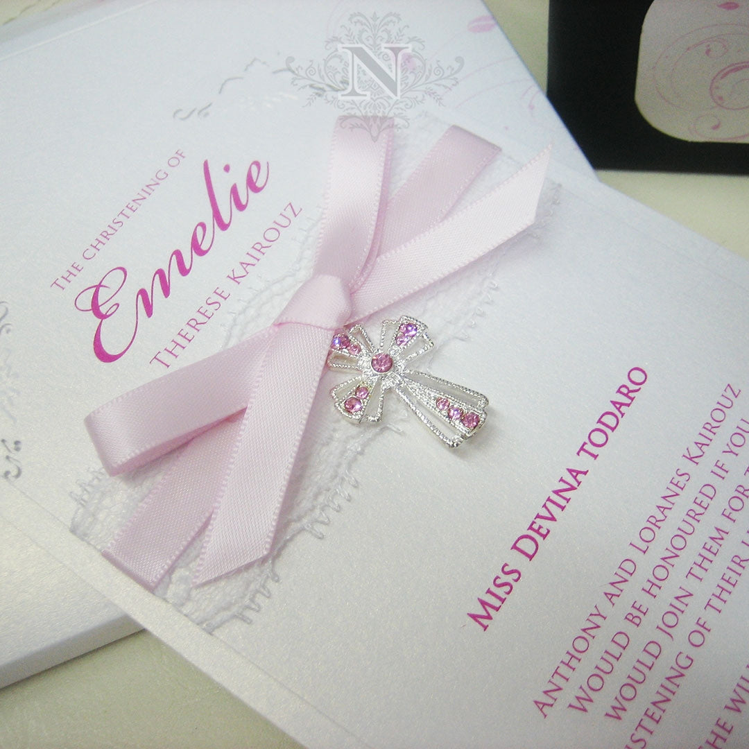 Christening Collection – Natalie By Design