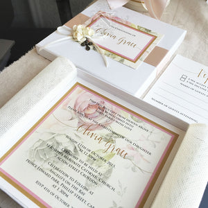 Olivia grace invitation