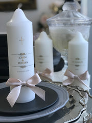 Souraya Wedding Candle set