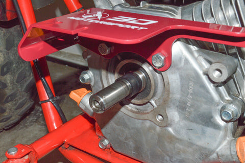 inner shaft spacer installation, 3D Manual Clutch