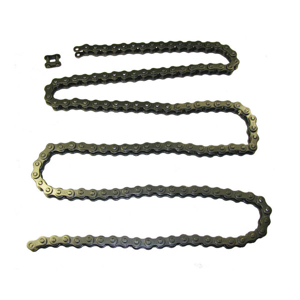 ANSI #35 Standard Chain, 140 Links, Master Link Included - 3D Motorsport and Engineering, LLC
