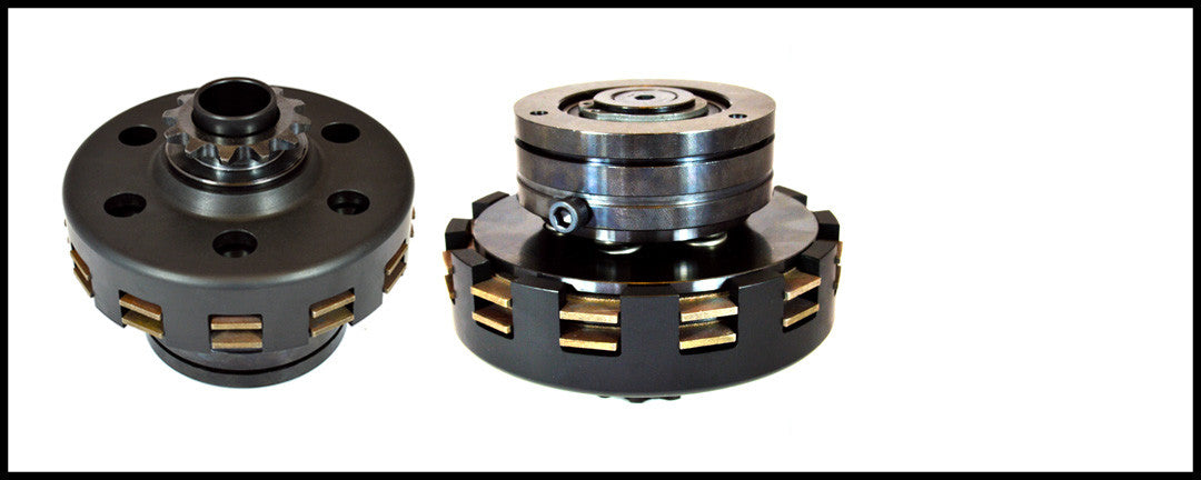 3D Motorsport- Manual Clutches for Go Karts and Mini Bikes