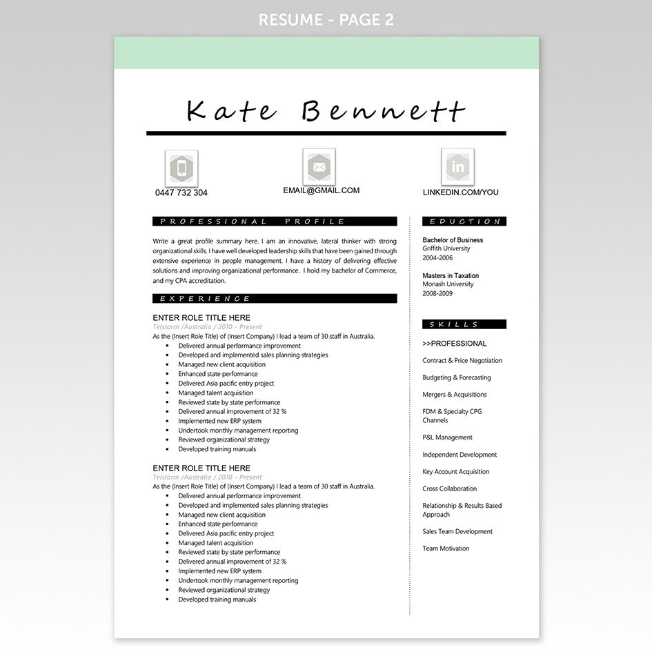 Resume Template Mac Word   Images Resume Free Resume Templates
