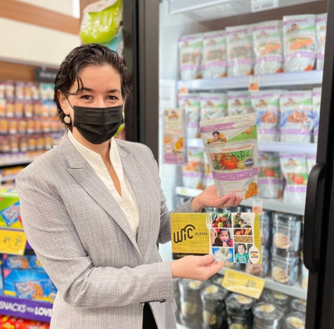 Founder bambinos baby food Zoi Maroudas Addresses USDA funded Supplement programs challenges and getting Families with low income have access to healthier food options