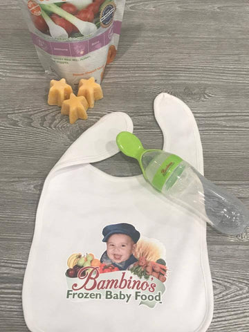 Baby 1st Holiday Bambinos Baby Food Gift option $75