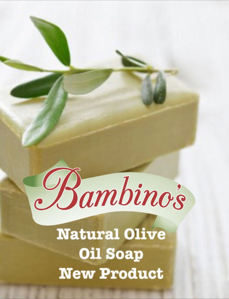 Maroudas Natural Olive Oil Soap (unscented)