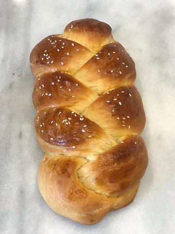 Tsoureki Aromatic Sweet Braided Bread