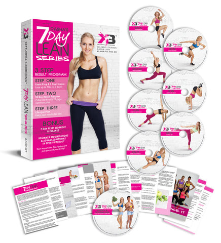 7 Day Lean Series