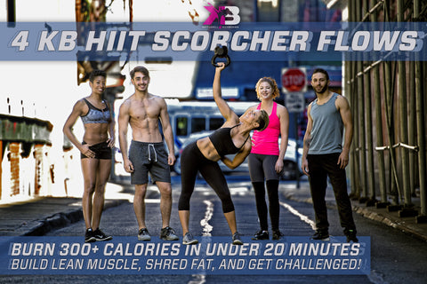 KB HIIT Flows (Coed)