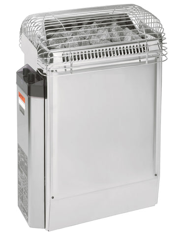 Harvia Topclass KV60 6KW Presented By Baltic Leisure: 6KW, 240V-1PH, 25 AMPS