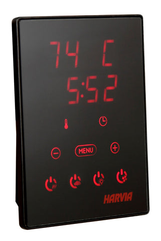 Harvia Xenio Control For KIPW Sauna Heaters - 1 Phase Presented By Baltic Leisure