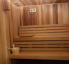 10 x 11 Gold Series Pre-cut Sauna Package