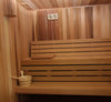 5 x 7 x 7 Baltic Leisure Gold Series Pre-built Sauna Package