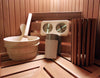 5 x 7 x 7 Baltic Leisure Gold Series Pre-cut Sauna Package