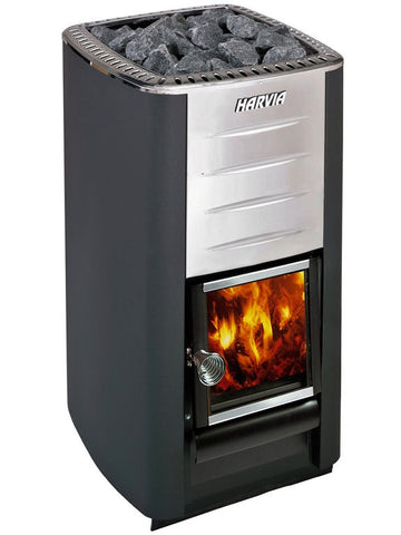 Harvia M3 Sauna Wood Burning Stove
