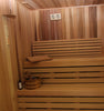 9 x 12 Platinum Series Pre-built Sauna Package