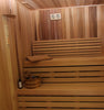 4 x 7 Platinum Series Pre-cut Sauna Package
