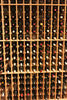 Classico 6' Single Bottle Wine Racking