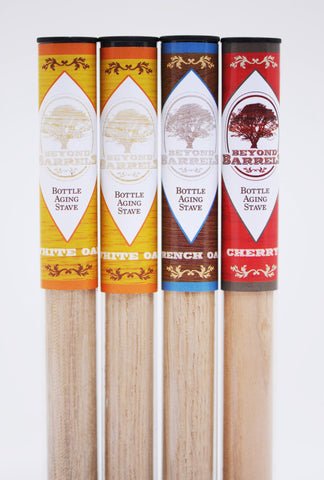 Bottle Aging Stave™ - Assorted 4 pack