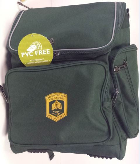 School Bag with Logo 23L