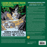 Shenandoah National Park Poster Art of The WPA 1000 Jigzaw Puzzle (Printed in USA)
