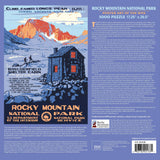 Rocky Mountain National Park WPA 1000 Jigsaw Puzzle (Printed in USA) - Ziga Media