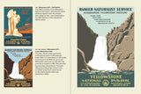 National Parks History of the WPA Poster Art Book - Ziga Media