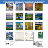 "Psalms Mini Wall Calendar 2021, 7"" x 7"""
