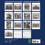 Civil War Day-By-Day Chronology Wall Calendar 2021, Monthly January-December 12'' x 12""