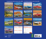 Classic Cars Wall Calendar 2021, Monthly January-December 14'' x 12""