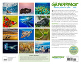 Greenpeace Wall Calendar 2021, Monthly January-December 15'' x 12""
