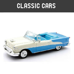 Diecast Old Classic Car Models - Hobbytoys.co