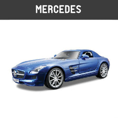 Mercedes Diecast Scale Models - Hobbytoys.co