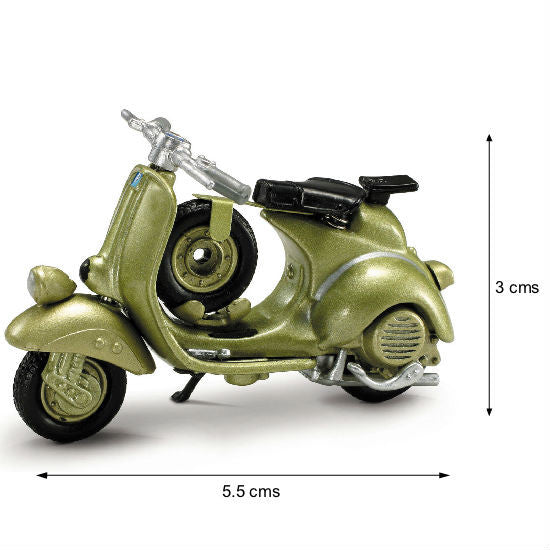 New-Ray Vespa 125 6 Giorni 1952 Scooter Scale Model - Hobbytoys