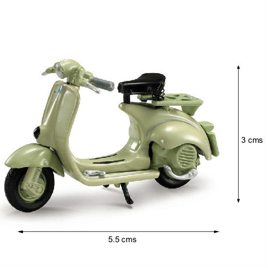 New-Ray Vespa 125 U 1953 Scooter Scale Model - Hobbytoys