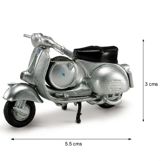 New-Ray Vespa 150 GS 1955 Scooter Scale Model - Hobbytoys