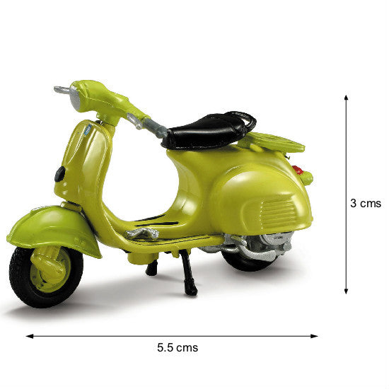 New-Ray Vespa 125 1960 Scooter Scale Model - Hobbytoys