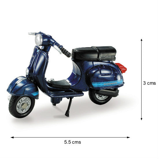 New-Ray Vespa 125 ET3 1976 Scooter Scale Model - Hobbytoys