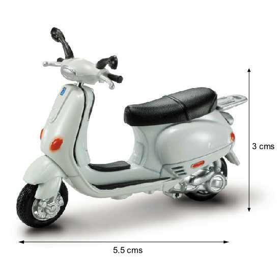 New-Ray Vespa ET4 125 1996 Scooter Scale Model - Hobbytoys