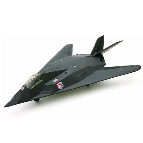 NewRay F-117 Nighthawk Sky Pilot Aeroplane Model Aviation Collectible - Hobbytoys