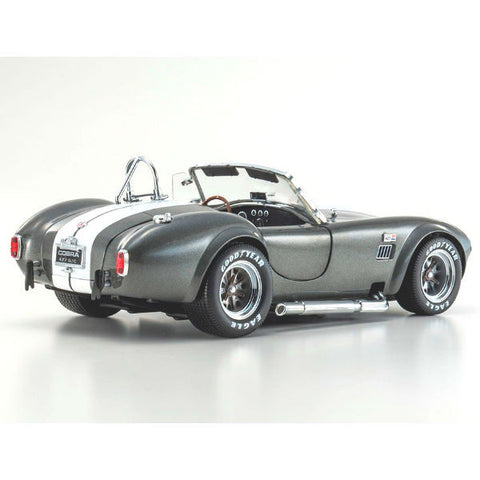 Kyosho Shelby Cobra 427 SC 1/18 Grey - 1