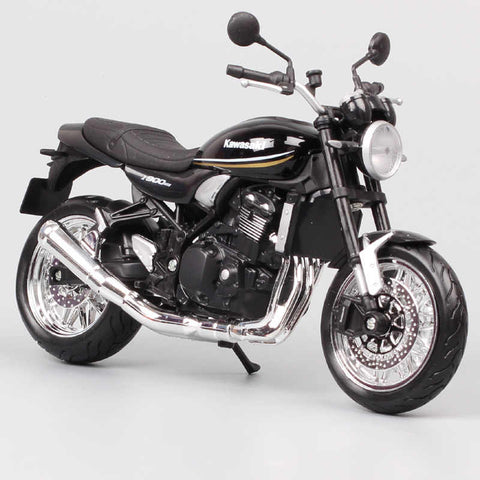 Maisto Kawasaki Z900RS Black Bike 1/12