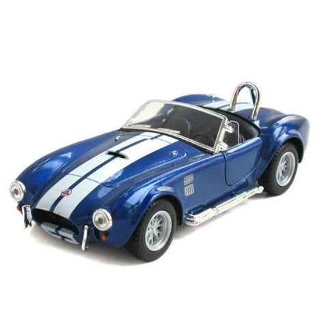 Kinsmart 1965 Shelby Cobra 427 S/C 1/32 Blue - Hobbytoys - 1