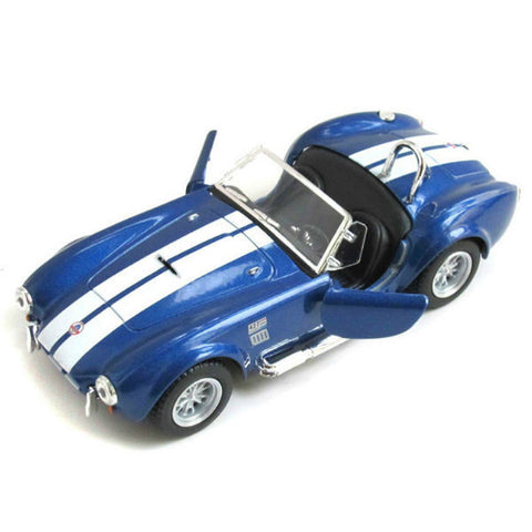 Kinsmart 1965 Shelby Cobra 427 S/C 1/32 Blue - Hobbytoys - 2