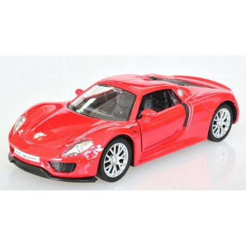RMZ City Porsche 918 Spyder Red - Hobbytoys - 1